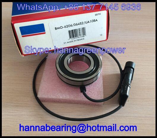 BMO-6206/064S2/UA108A Forklift Encoder Bearing / Sensor Bearing 30x62x22mm