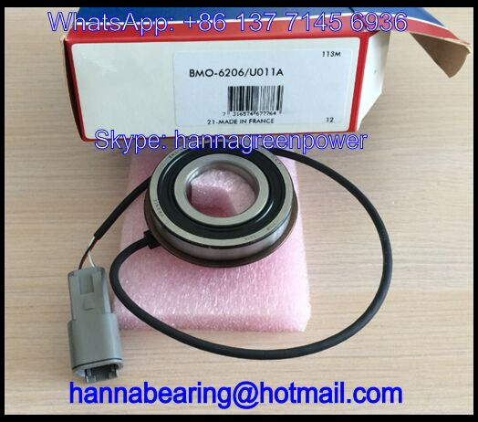 BMB-6206/E012A Encoder Bearing / Sensor Bearing 30x62x22.2mm