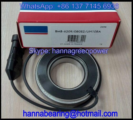 BMB-6209/080S2/UH108A Forklift Encoder Bearing / Sensor Bearing 45x85x25.2mm