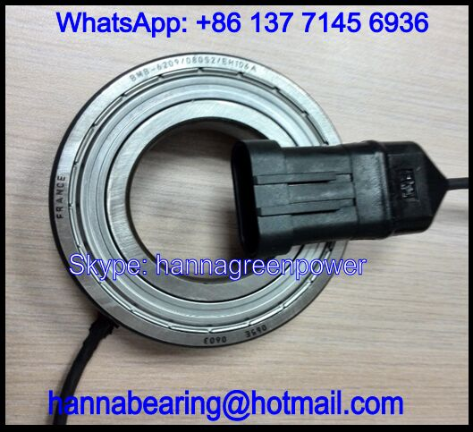 BMB-6209/080S2/EH106A Speed Sensor Bearing / Encoder Bearing 45x85x25.2mm