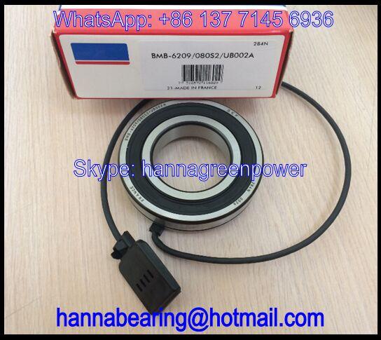 BMB-6209/080S2/UB008A Encoder Bearing / Sensor Bearing 45x85x25.2mm