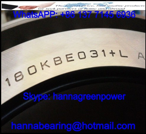 150KBE31+L Double Row Tapered Roller Bearing 150x250x80mm