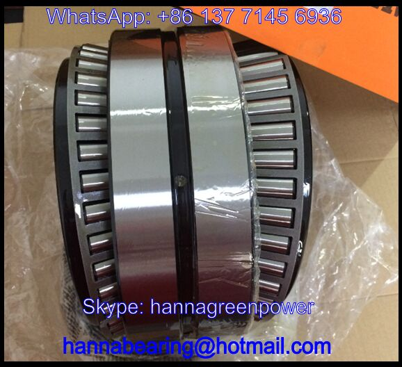 220KBE31+L Double Row Tapered Roller Bearing 220x370x120mm
