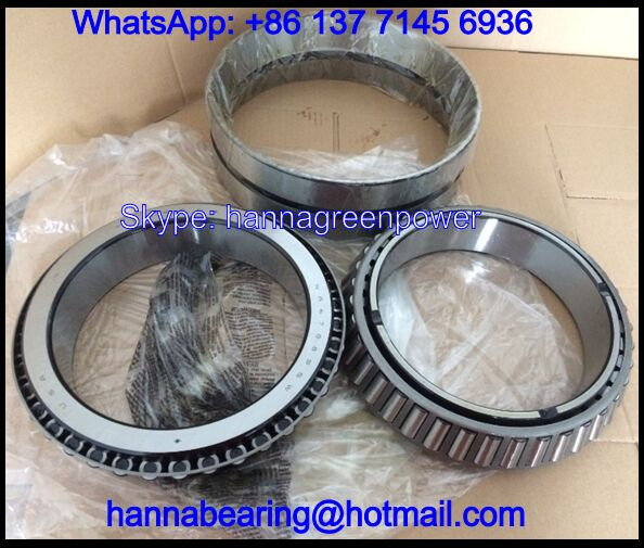 260KBE030+L Double Row Tapered Roller Bearing 260x400x130mm