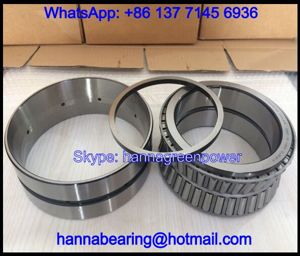 NA48685/48620D Double Row Tapered Roller Bearing 142.875x200.025x93.665mm