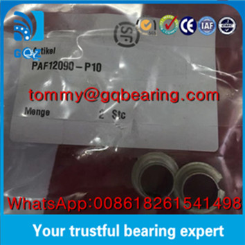 PAF08075-P10 Flanged Bearing Bush