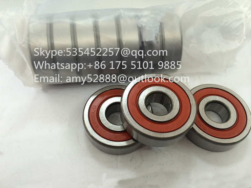 6416 Deep groove ball bearing size 80x200x48mm