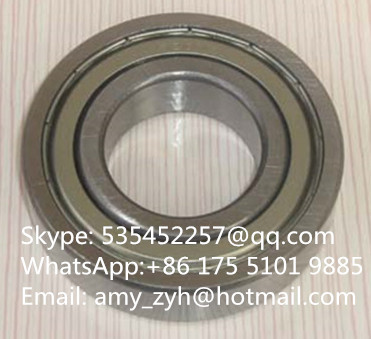 6916LLB Deep groove ball bearing size 80x110x16mm 6916 LLB