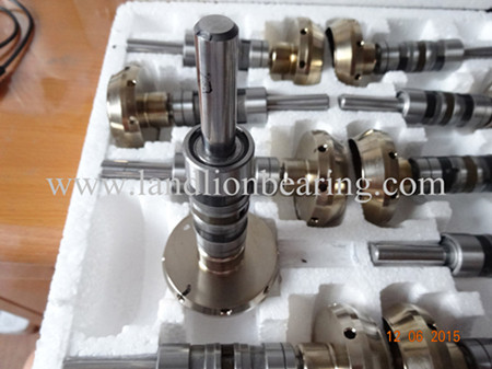 PLC72-8-6 (110000r) rotor bearing for BT923F1612