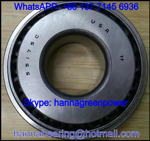 55175C-99406 Single Row Tapered Roller Bearing