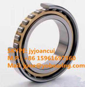 QJ1017 angular contact ball bearing 85*130*22mm
