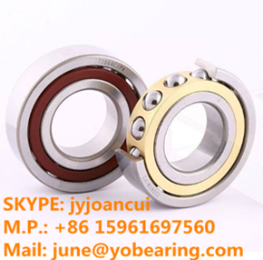 QJ217 angular contact ball bearing 85*130*28mm