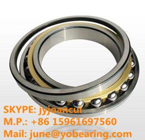 QJ252MA/P5 angular contact ball bearing 260x480x80mm