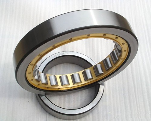 Double row cylindrical roller bearing with ribs JC38