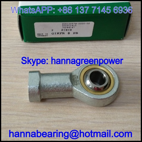 GIKFR18PB / GIKFR 18 PB Rod End Bearing 18x23x94mm