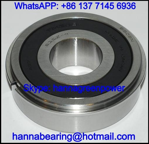 B35Z-4 Automobile Bearing / Deep Groove Ball Bearing 35.5x90x23mm