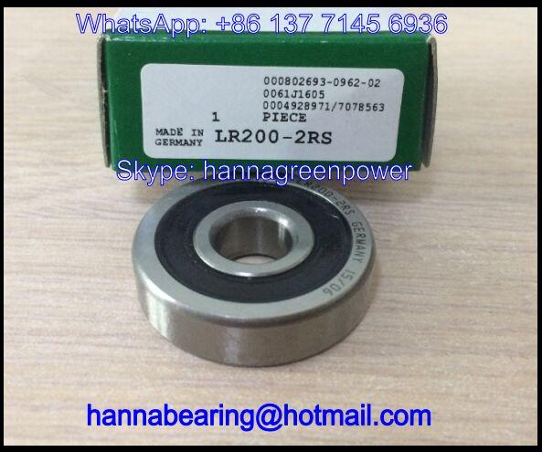 LR208X Cam Follower Bearing / Track Roller Bearing 40x85x18mm