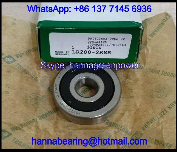 LR200X Cam Follower Bearing / Track Roller Bearing 10x32x9mm