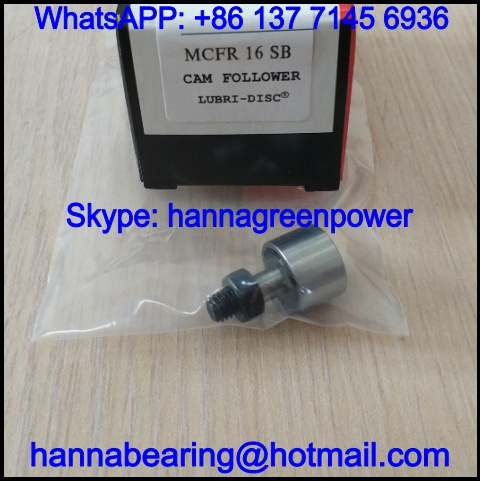 MCFR22X / MCFR-22-X Cam Follower Bearing 10*22*36mm
