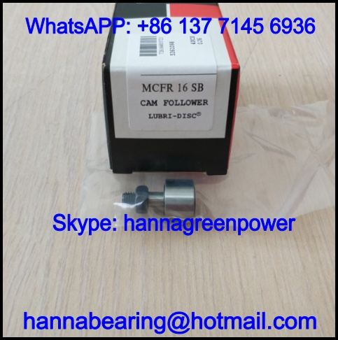MCF16BX / MCF-16-BX Cam Follower Bearing 6x16x28mm
