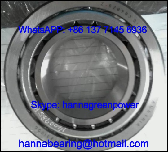 Z-528983.01 Single Row Tapered Roller Bearing 70x130x57mm