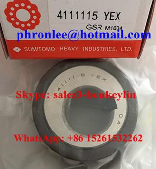 411115 YEX Eccentric Bearing 25x68.5x42mm