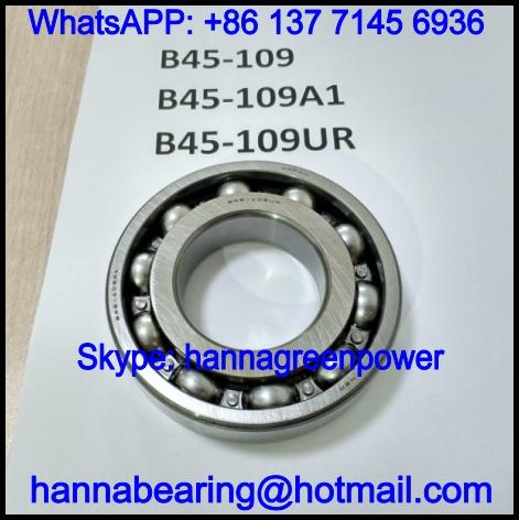 B45-109UR Automotive Bearing / Deep Groove Ball Bearing 45x90x20mm
