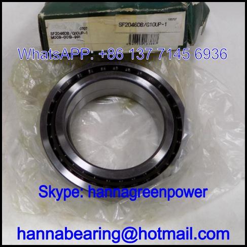 SF2046DB/G10UP-1 Angular Contact Ball Bearing / Excavator Bearing 100x150x48mm