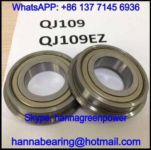 QJ109EVZ Automotive Angular Contact Ball Bearing 40*80*16mm