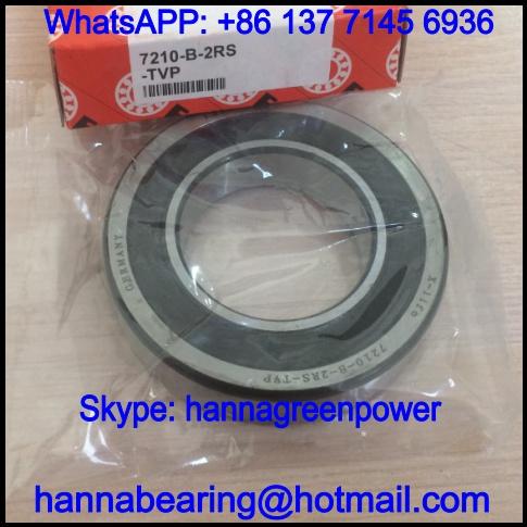 7210-B-TVP / 7210B-TVP Angular Contact Ball Bearing 50*90*20mm