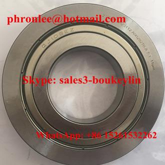 CW QJ109EZ Deep Groove Ball Bearing 40x75/80x16mm