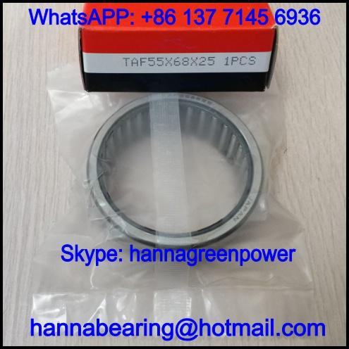 TAF405030 Machined Needle Roller Bearing / Caged Needle Bearing 40x50x30mm