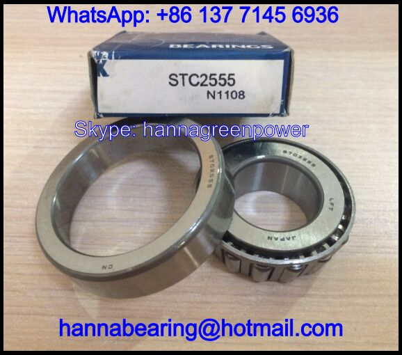 KE STA2555 CN Automotive Tapered Roller Bearing 25x55x17mm