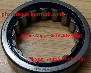 F-581464 KLM Cylindrical Roller Bearing 42.5x62.5x17mm
