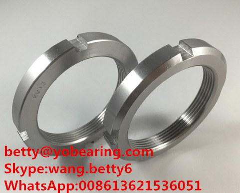 KM03 Bearing Locknut M17X1