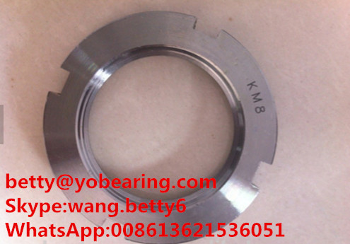 KM00 Bearing Locknut M10X0.75