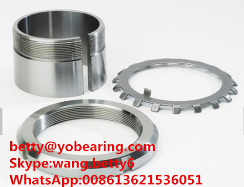 KM04 Bearing Locknut M20X1
