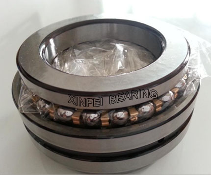 234908BM1 angular contact ball Bearings 40×62×28mm