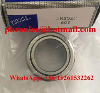 LM2025 Needle Roller Bearing 20x27x25mm