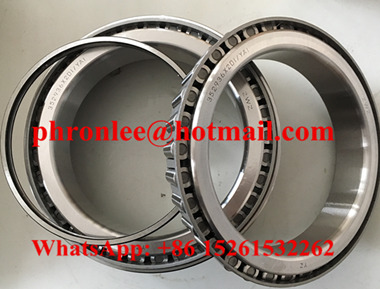 352936X2D1 Double Row Tapered Roller Bearing 180x250x95mm