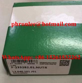 F-233282.1.NUTR Cam Follower Bearing 40x80x21mm
