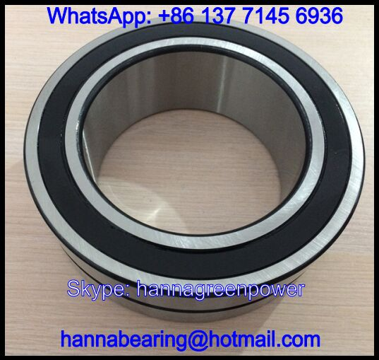 SR242207 Excavator Bearing / Sealed Spherical Roller Bearing 120x215x67mm