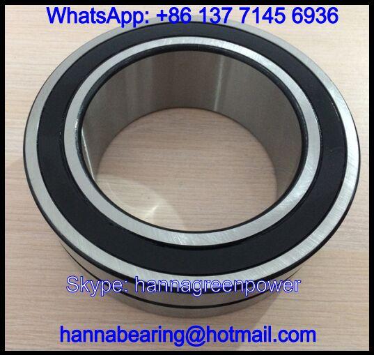 SR242207RNHRRS Excavator Bearing / Sealed Spherical Roller Bearing 120x215x67mm