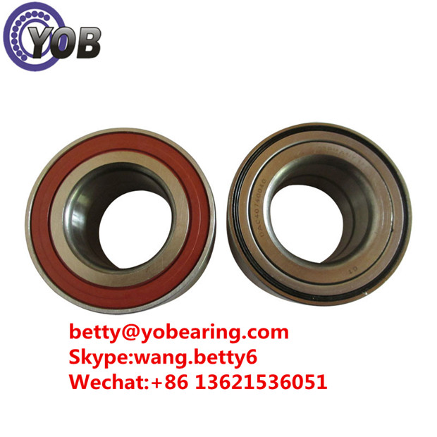 B25-166 Automotive Deep Groove Ball Bearing