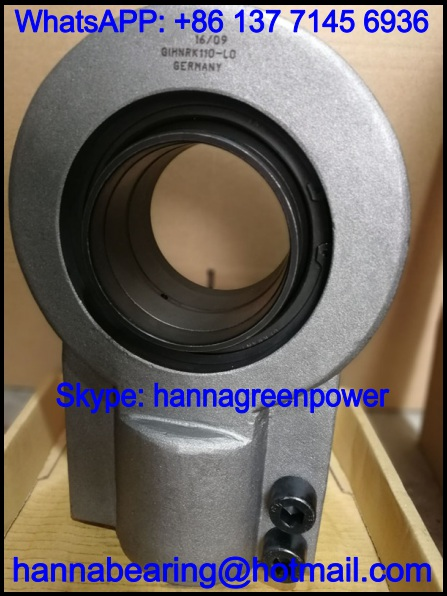 GIHNRK80 / GIHNRK 80 Hydraulic Rod End Bearing 80x168x270mm