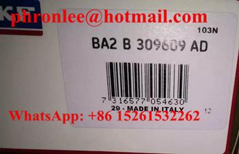 BA2 B 309609 AD Auto Wheel Hub Bearing 42x80x42mm