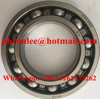 TM6208CV35 Deep Groove Ball Bearing 40x80x18mm