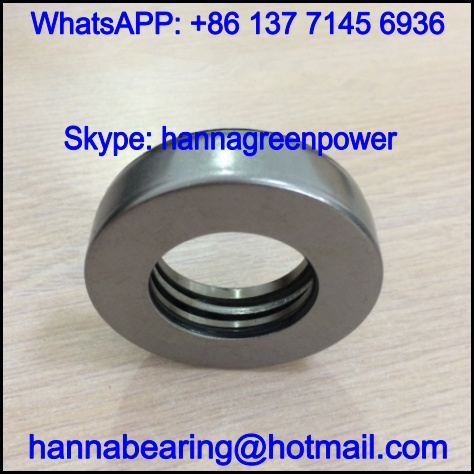 F1-100-999 Automobile bearing / Thrust Roller Bearing 21.5x42.4x14mm