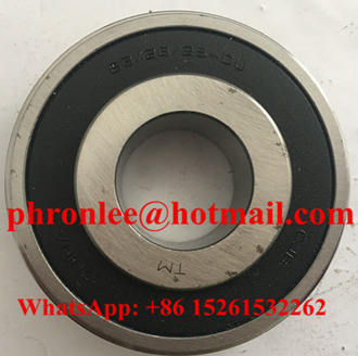 63/28/25-DU Deep Groove Ball Bearing 28x63x25mm