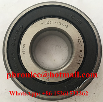 62/28/23-RS1 Deep Groove Ball Bearing 28x62x23mm